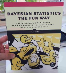 "Book Review of ""Bayesian Statistics the Fun Way"""