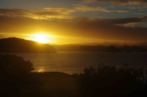 Nordinsel Sonnenaufgang
