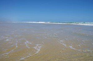 Nordinsel 90 Miles Beach