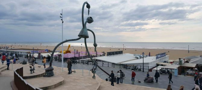 Holland hautnah: Kunst in Scheveningen