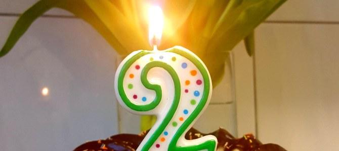 Blog-Geburtstag – BayfairDrive wird 2