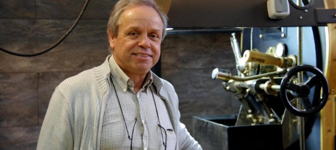 Von der Bohne bis zur Tasse: Spannende Einblicke in Helmut Thurners Kaffeerösterei San Giusto in Kötschach-Mauten/Kärnten, Österreich