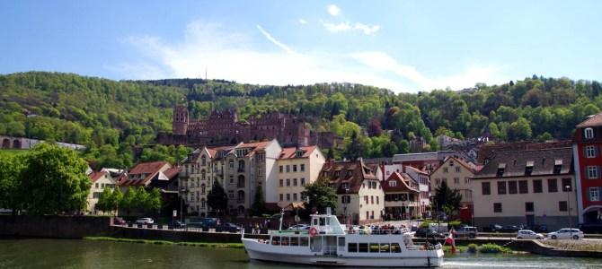 Deutschlands Schätze – Heidelberg: ein Schloss, viele Kneipen und die längste Fussgängerzone Deutschlands