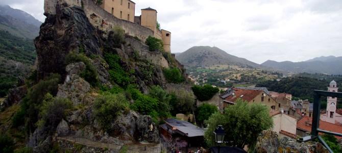 Der Abschied von Korsika, mit mindestens einem weinenden Auge – Corte und Ajaccio