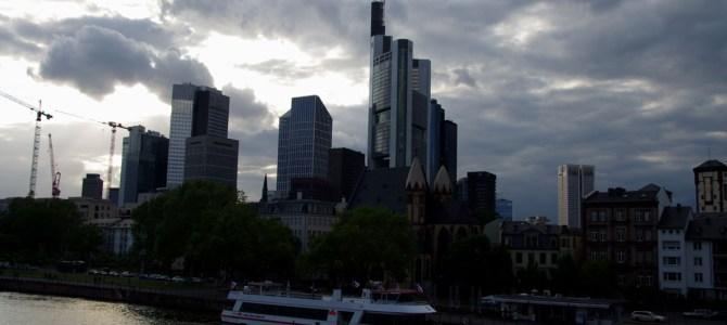 Deutschlands Schätze – Frankfurt am Main: Viele Banken, ein Römer und das 25 Hours the goldman