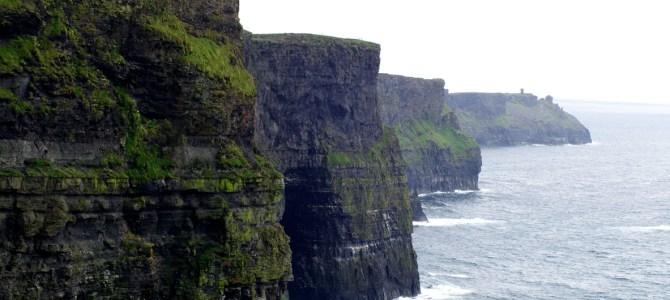 Zurück auf der grünen Insel: Irland, here I am