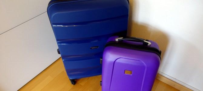 BayfairDrive testet: Hauptstadtkoffer und American Tourister von Koffer.ch