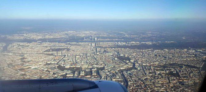 Anflug auf Wien – Vienna Calling