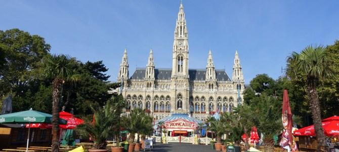 In Wien unterwegs: Vom Naschmarkt, der Kärntner Strasse und dem Schloss Schönbrunn