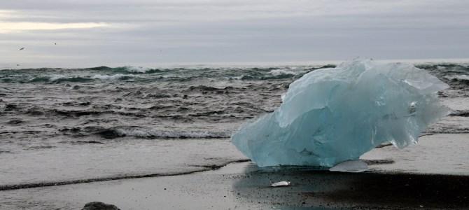 Bezauberndes Island: Naturschauspiel an der Gletscherlagune Jökulsárlón