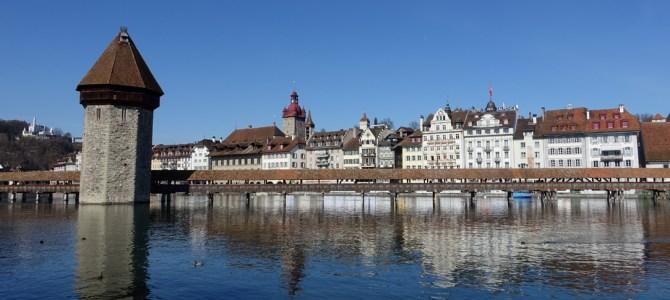 Spaziergang durch Luzern