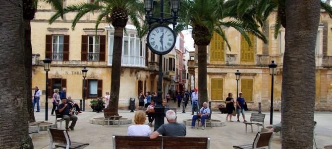 Menorcas alte Hauptstadt Ciutadella erleben