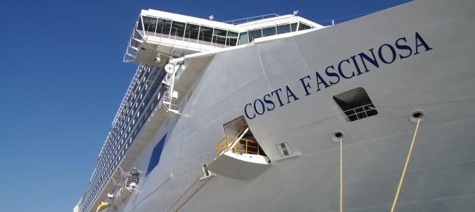 VIDEO: Meine erste Kreuzfahrt – Eindrücke von der Costa Fascinosa