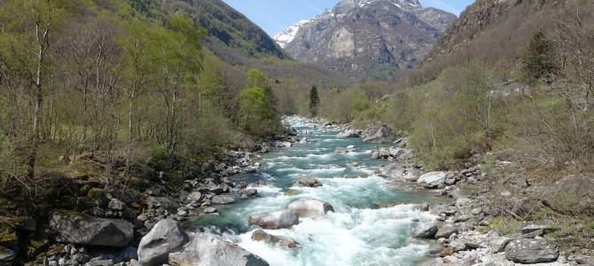 In der Schweiz unterwegs – Immer dem Wasser entlang durchs Verzascatal