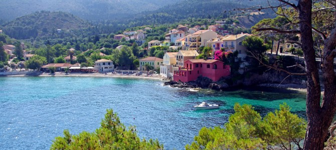 Weitere Highlights auf Kefalonia: Von der Hauptstadt Argostoli, Fischerdörfern, Traumstränden und Ziegen