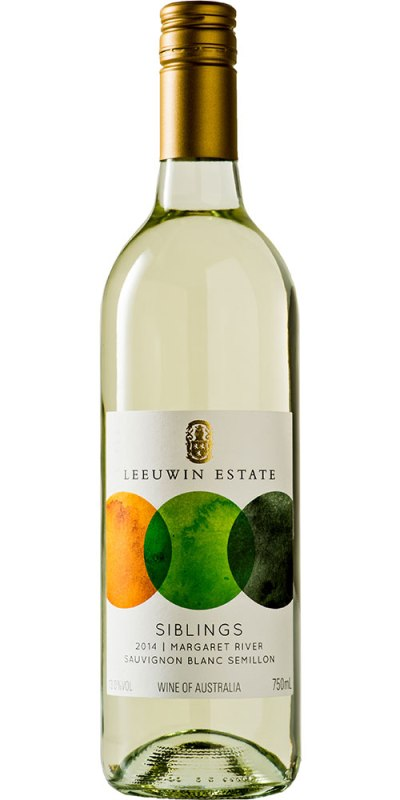 Leeuwin Siblings Sauvignon Blanc Semillon 750ml