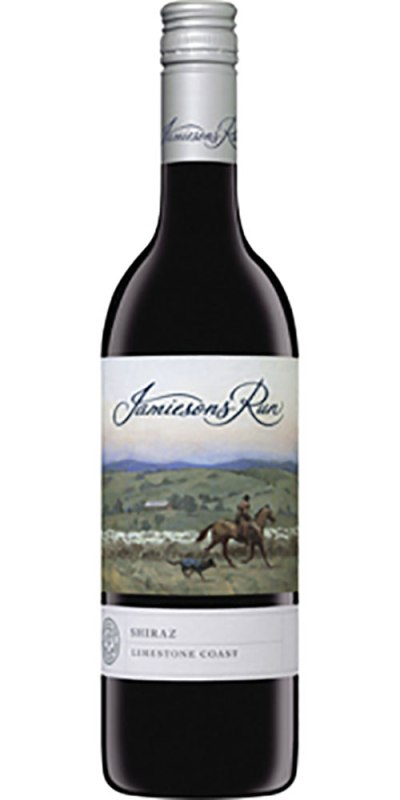 Jamiesons Run Limestone Coast Shiraz 750ml