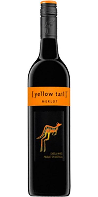 Yellow Tail Merlot 750ml