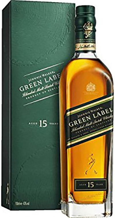 Johnnie Walker 15 Year Old Green Label 700ml