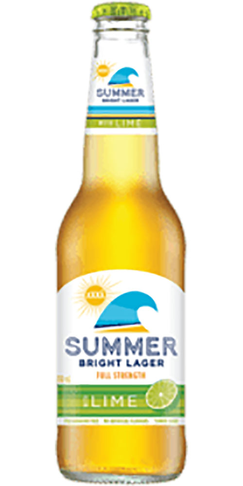 XXXX Summer Lime Bottle 330ml