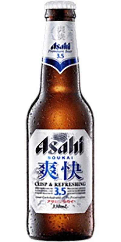 Asahi Soukai Bottle 330ml