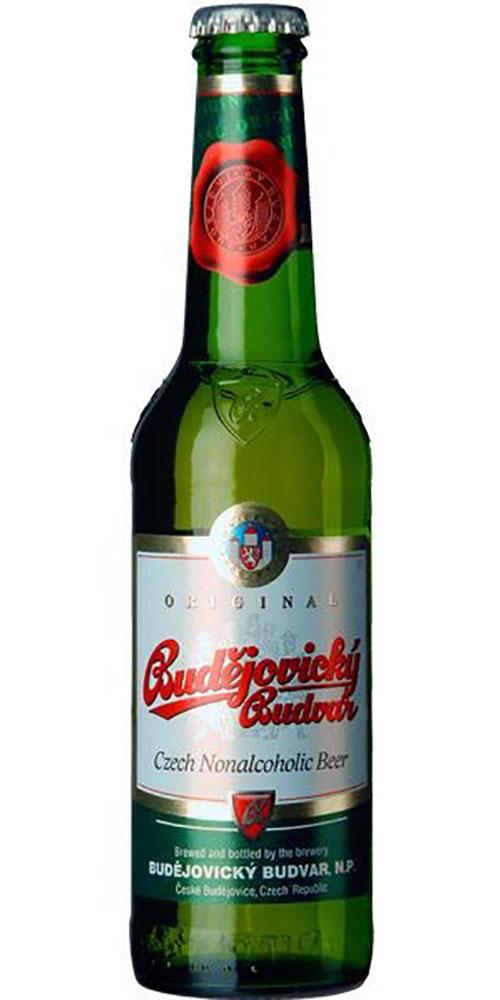 Budvar Non Alcohol Beer Bottle 330ml