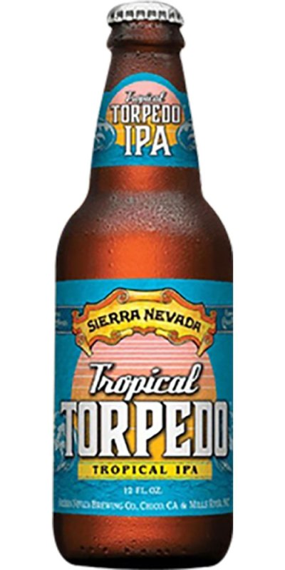 Sierra Tropical IPA Bottle 355ml