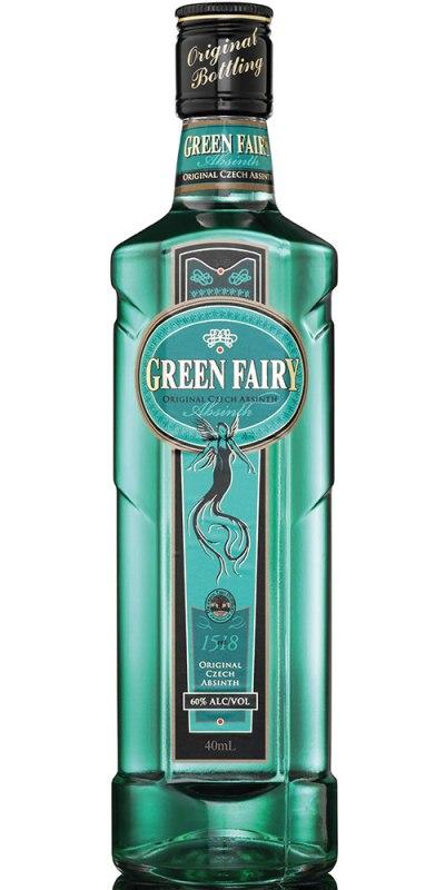 Green Fairy Absinthe 500ml