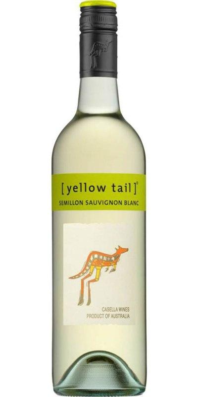 Yellow Tail Semillon Sauvignon Blanc 750ml