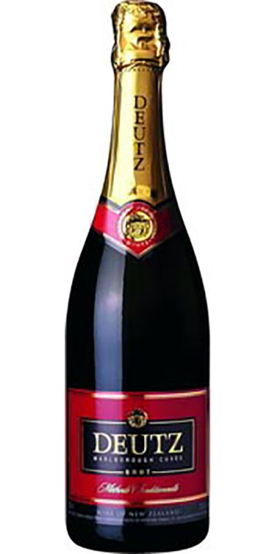 Deutz Marlborough Cuveé Brut 750ml