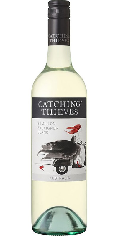 Catching Thieves Semillon Sauvignon Blanc 750ml