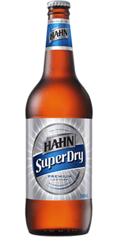 Hahn Super Dry Longneck 700ml