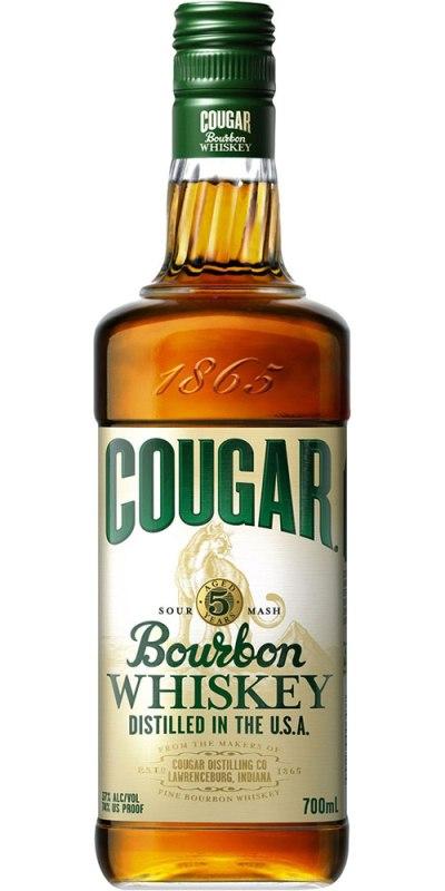 Cougar Bourbon 700ml