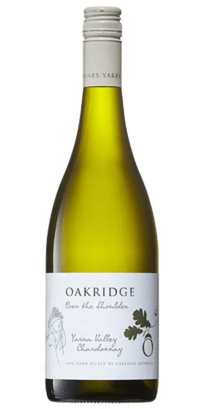 Oakridge Over The Shoulder Chardonnay
