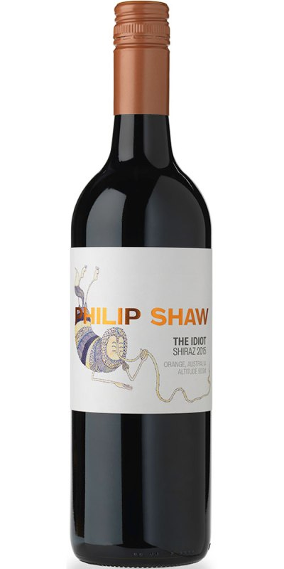 Philip Shaw The Idiot Shiraz 750ml