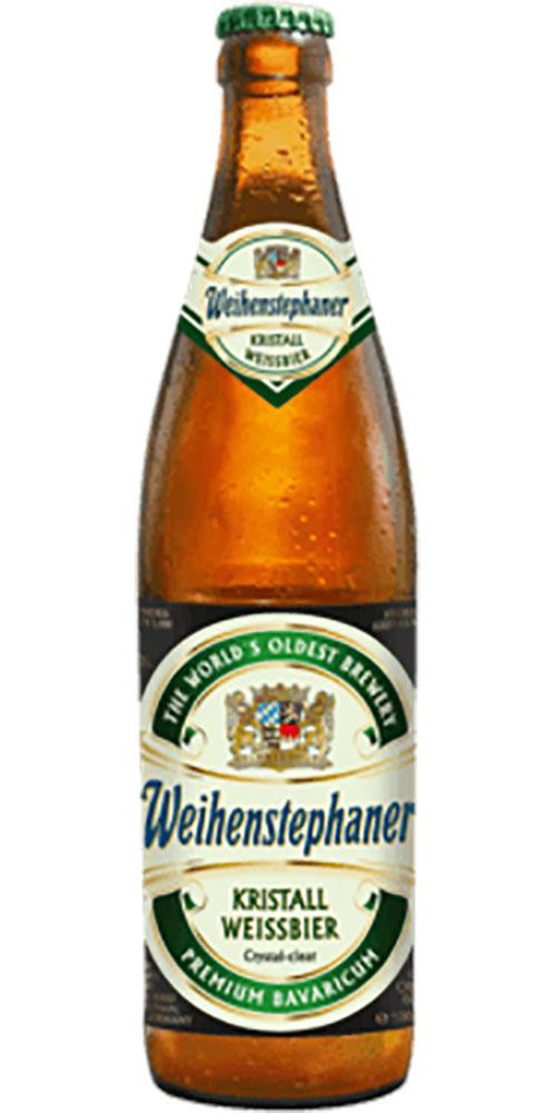 Weihenstephaner Kristall Weissbier Bottles 500mL