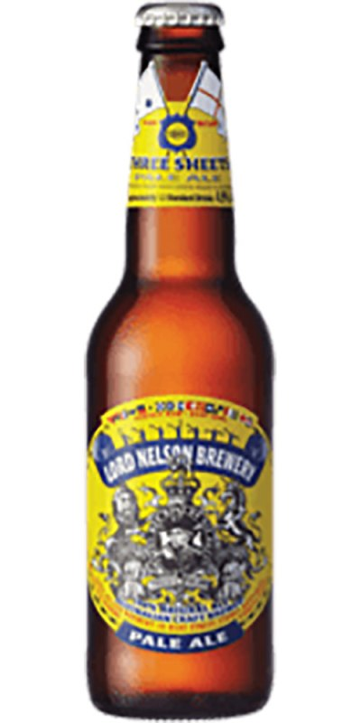 Lord Nelson 3 Sheets Bottle 330ml