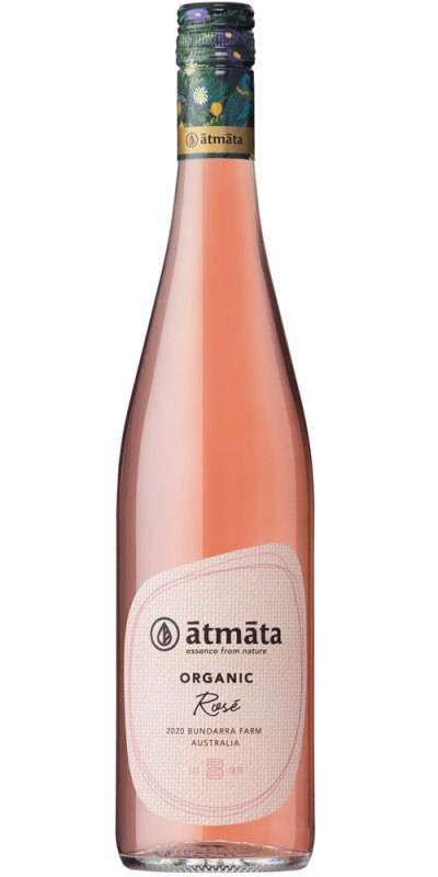 Atmata-Organic-Rose-2020-Bundarra-Farm-750ml