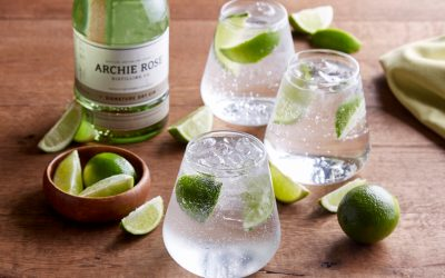 How To Pour The Perfect Gin & Tonic
