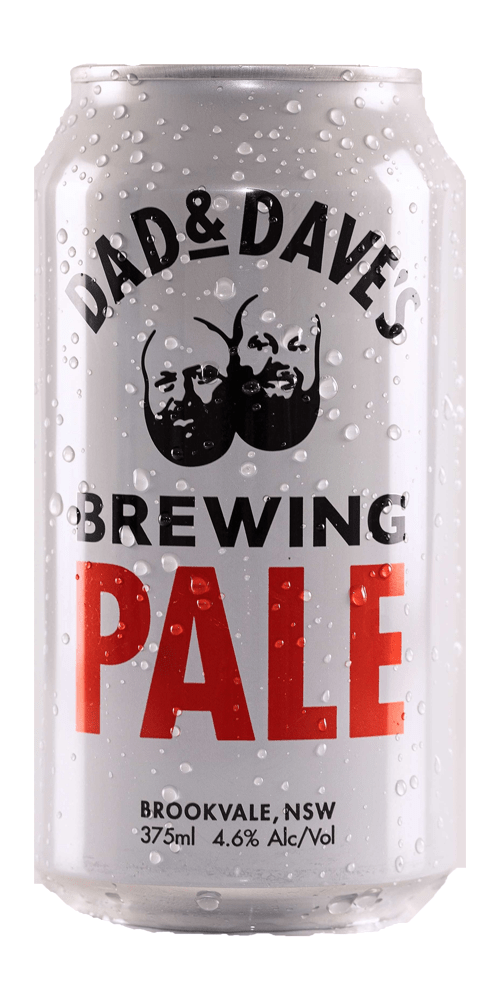 Dad And Dave Pale Ale