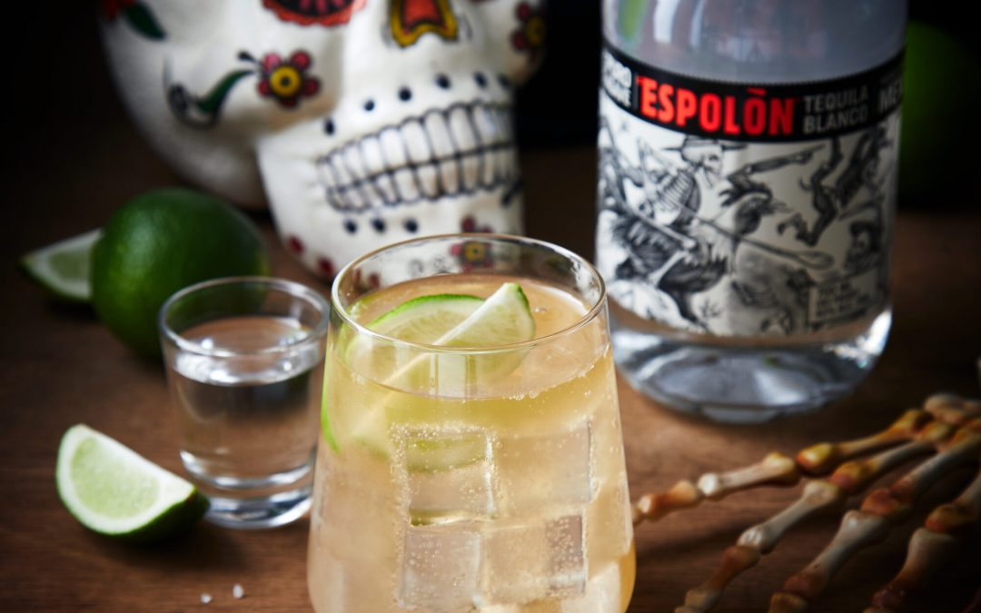 Day Of The Dead Cocktail