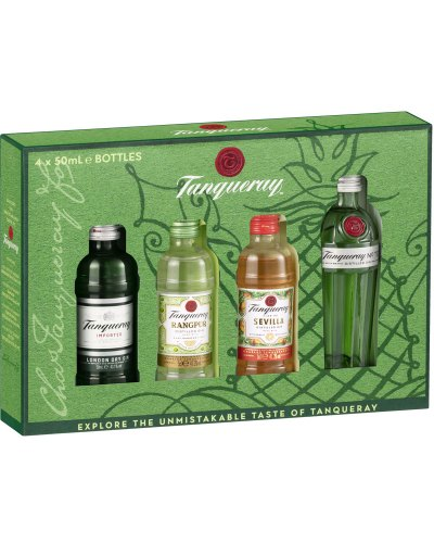 Tanqueray-Gin-Miniatures-4-x-50ml