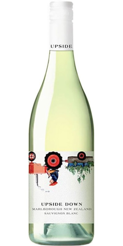 Upside Down Sauvignon Blanc 750ml