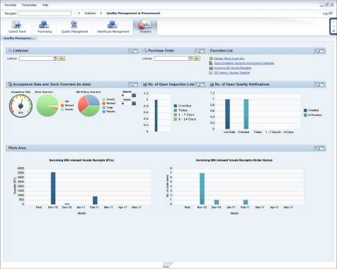 business all in one qualitymanagement screenshot sap ag