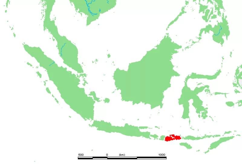 Lage Sumbawa