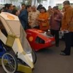 Brennstoffzellen Versuchscars Made in Indonesia