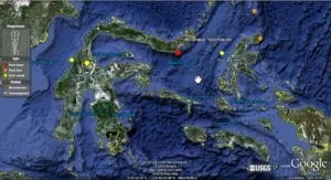 Erdbeben Sulawesi 16.05.2010