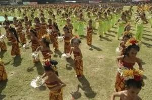 Tänzer in Bali Foto-Quelle: Jakarta Post