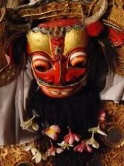 Das Kostüm der Barongtänzer © Jessica Braun Fotoquelle: zeit.de