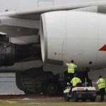Update: A380 nach Triebwerksexplosion über Indonesien in Singapur notgelandet
